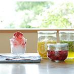【010】カキ氷を贅沢シロップで楽しもう