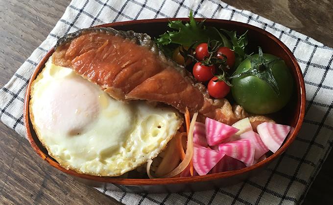 【2017/6/27】角田真秀さんのお昼ごはんのお弁当