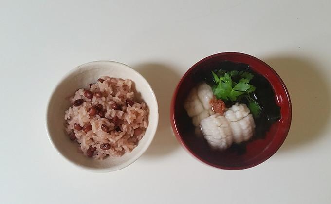 【2017/6/29】コウ静子さんの身体を整える夕食