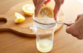 【023】皮も果汁も!黄柚子を丸ごと楽しもう