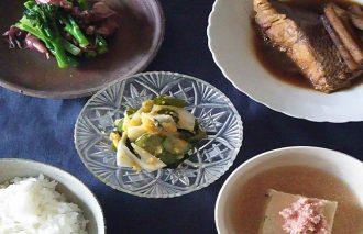 【2017/3/30】中川たまさんの旬の夕ごはんの献立