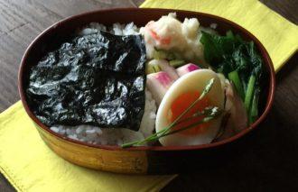 【2017/9/19】角田真秀さんのお昼ごはんのお弁当