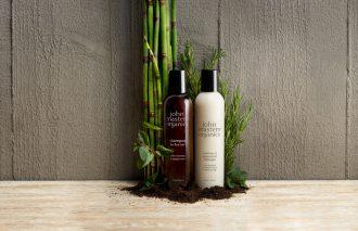 「john masters organics」から 柔らかい髪質のための新シャンプーが登場。