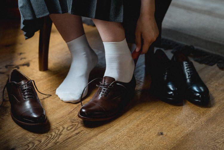 お気に入りの革靴は、今日も明日も明後日も。 もう迷わない、わたしだけの一足。
