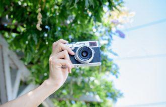 フジフイルムのデジタルカメラ「X100f」には カメラに求めたいものが揃っていました。