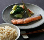 白身魚の甘酒味噌焼き
