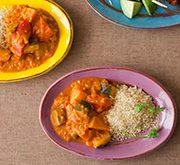 セネガル風野菜のピーナッツシチュー (野菜のマフェ)