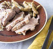 豚肉のシトラス塩釜