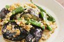 夏野菜と豚肉の南蛮