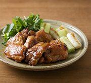 鶏肉のカラメル鍋テリ