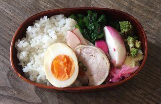 【2017/11/7】角田真秀さんのお昼ごはんのお弁当