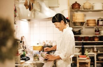 美味しい発酵食を毎日の食卓に|暮らし家・塩山奈央さん