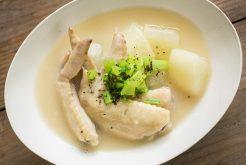 大根と鶏手羽のとろとろ煮