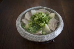 カムジャタン風ジャガイモと豚肉の煮込み