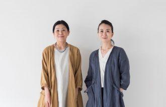 Kurashiオリジナル「ホームドレス」はどのような想いで作られたのか? 料理家・真藤舞衣子さん×fog linen work 関根由美子さん 制作インタビュー