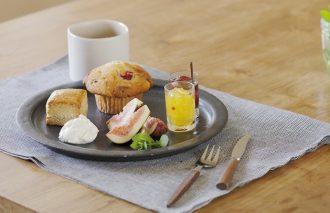朝は小さなお菓子とコーヒーで|『t o r i c o t 』主宰・赤城美知子さん