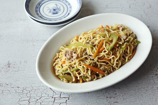 台湾風 炒麺(やきそば)