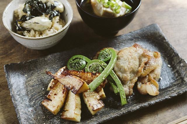 食感を楽しむ! タケノコを使ったレシピ特集