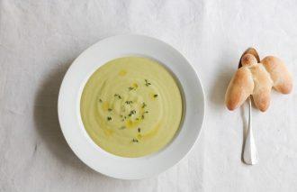 美味しいパンとスープがあれば、それだけで幸せ  by 料理家・星谷奈々さん
