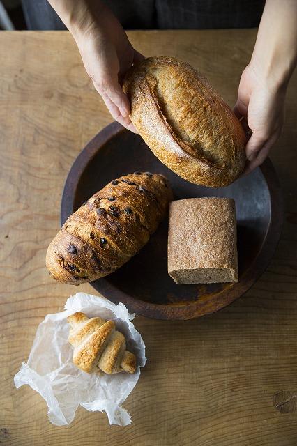 東京・富ヶ谷のルヴァンのパン