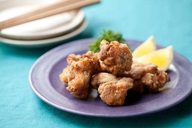 塩ダレの鶏唐揚げ