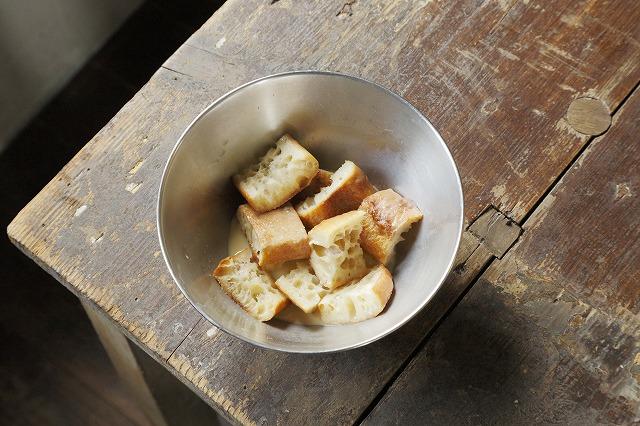 豆乳で作るあっさりしたフレンチトースト