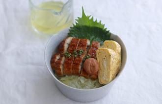 「わたしの胃袋ごはん おうちで楽しめる庶民的なうなぎの楽しみ方」関沢愛美