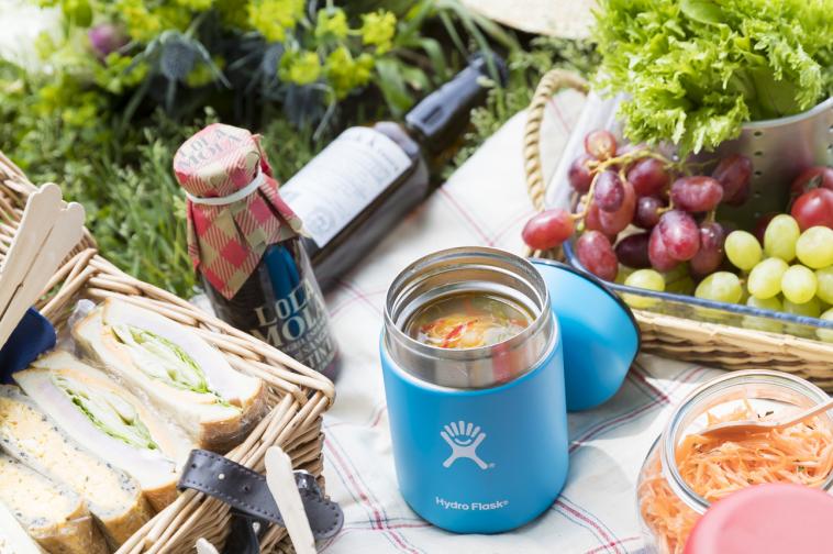 『Hydro Flask』×Kurashi   仕込んだ具材を入れるだけ!簡単・便利なフードジャー料理教室