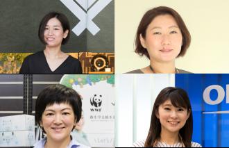 企業で活躍する女性の働き方を調査