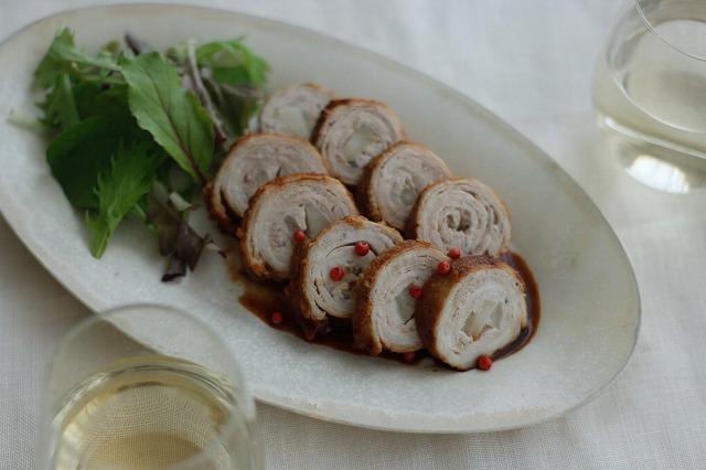 「わたしの胃袋ごはん クリスマスはおしゃれに鶏肉のインボルティーニ」暮らし上手のたまごさん 降矢絵莉子