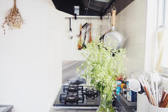 ある日の台所