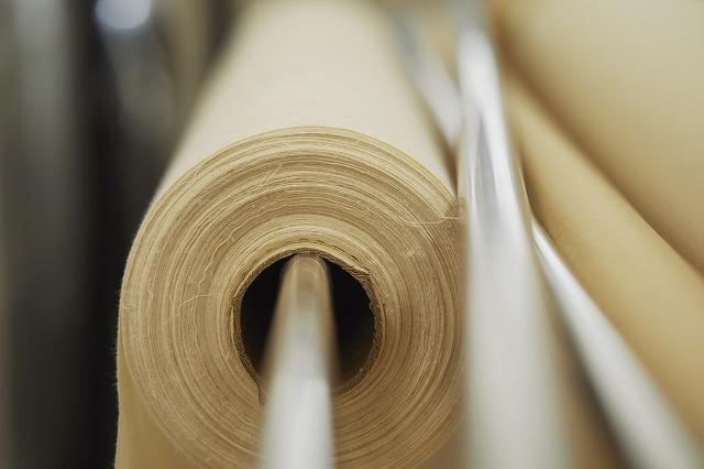 布帛製品の布を裁断
