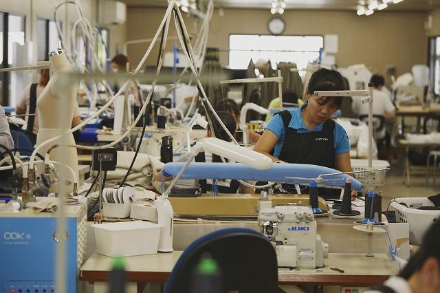 布帛の製作