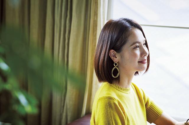 ファッションデザイナー二ノ宮和佳子さんのきれいを保つ秘訣