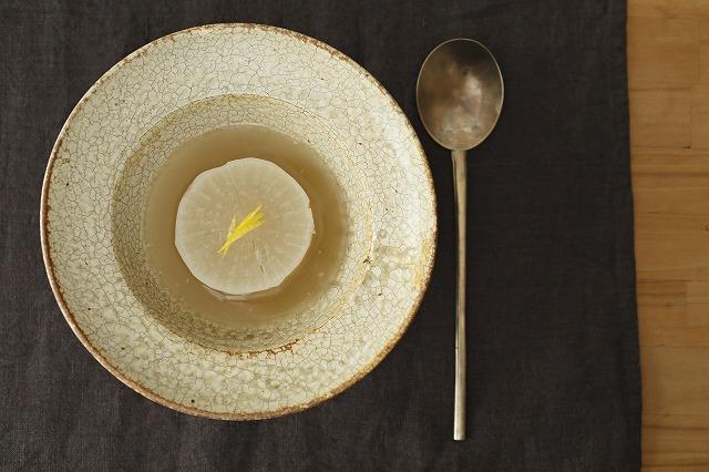大根の鶏白湯(パイタン)煮