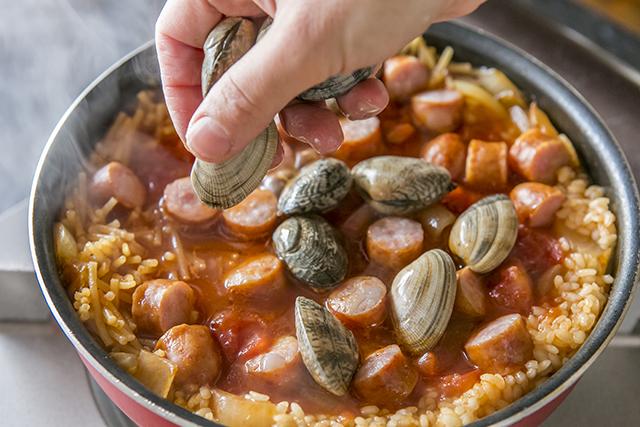 料理家さんに教わったパエリアのアイデアレシピ6選
