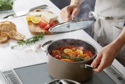 【5月26日開催】毎日の料理をより美味しく、ヘルシーに!ワタナベマキさんに習うWMF「フュージョンテック ミネラル」を使ったお料理教室