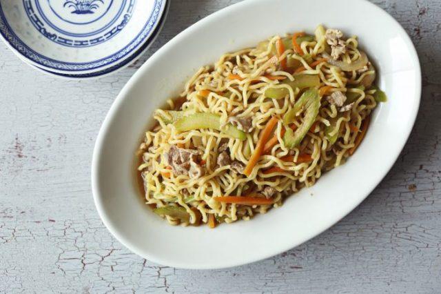台湾風 炒麺