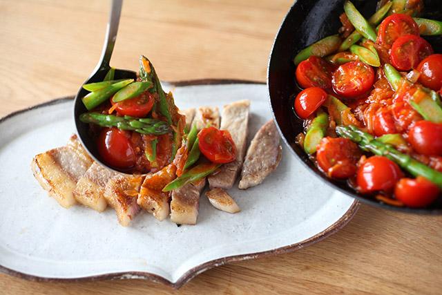 人気料理家さんに教わったトマト×豚肉レシピ9選